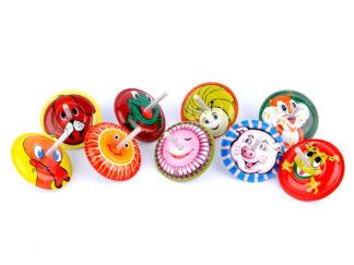 Leksaker Minisnurra Plåt
