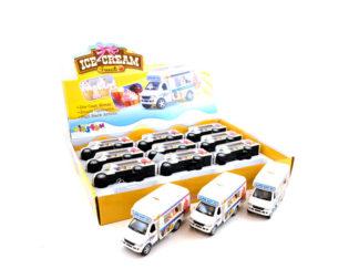 Modellbil Ice Cream Truck