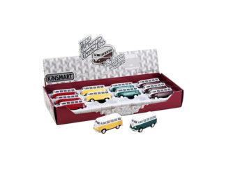 Modellbil 1:64 VW Buss Classic-62