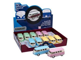 Modellbil 1:32 VW Buss Pastell-62