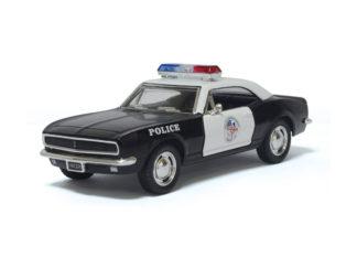 Modellbil 1:37 Chevrolet Camaro Police-67