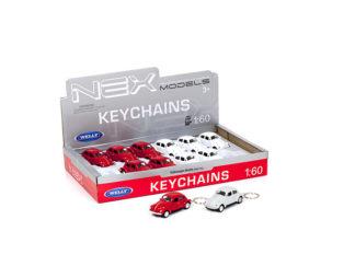 Modellbil Nyckelring 1:60 VW Classic