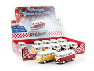 Modellbil 1:32 VW Buss Classic-62