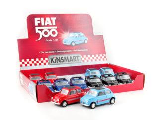 Modellbil 1:24 Fiat 500