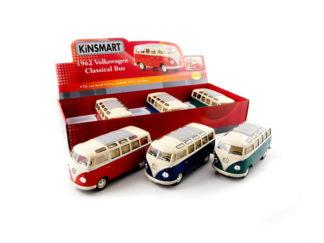 Modellbil 1:24 VW Buss-62