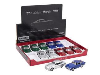 Modellbil 1:38 Aston Martin DB5-63