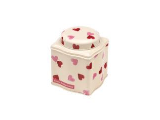 Emma Bridgewater 200 g Pagode Pink Hearts