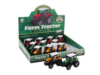 Modellbil Farm Tractor