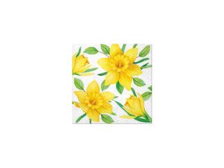 Kaffeservett Daffodils