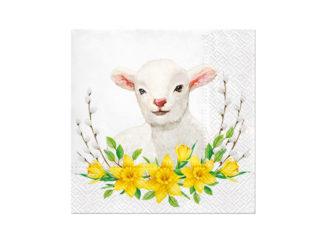 Servett Lamm